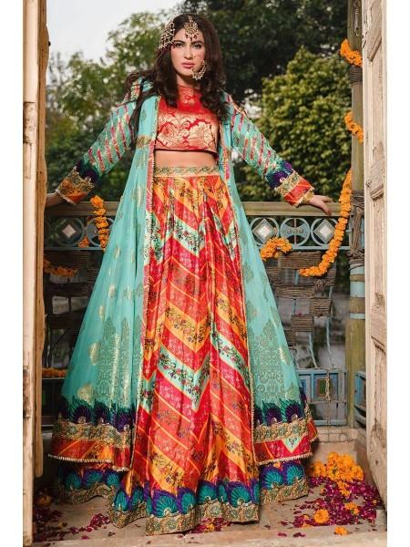 Zahra Ahmad Luxury Pret RC-1865
