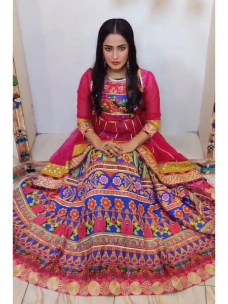 Zahra Ahmad Luxury Pret RC-1867