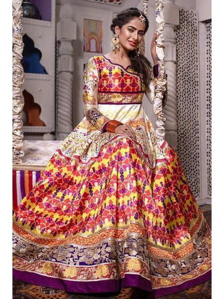 Zahra Ahmad Luxury Pret RC-1876