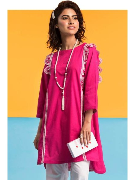 BY THE WAY Summer Collection20 Fuschia Blush WRH0773-LRG-PNK
