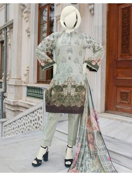 Junaid Jamshed Ready To Wear JLAWN-S-20-005-S Fantasia