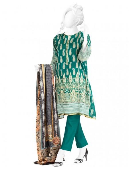 Junaid Jamshed Ready To Wear JLAWN-S-20-020-B-S Gull -(20-112)