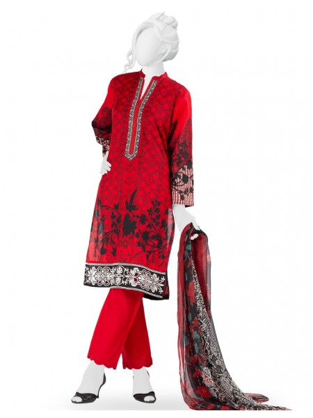 Junaid Jamshed Ready To Wear JLAWN-S-20-031-S Paisley
