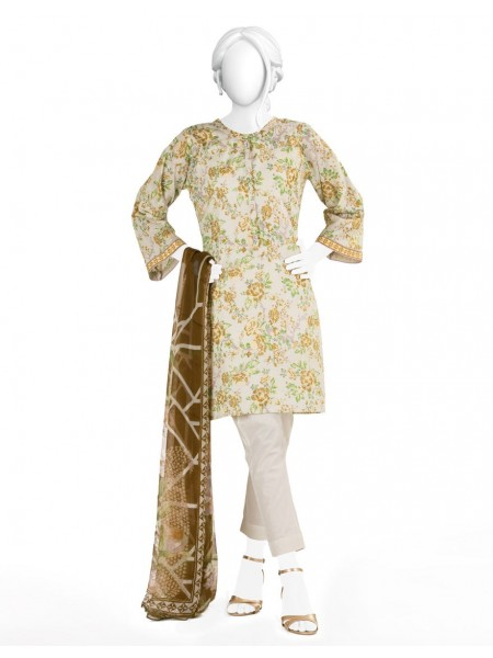 Junaid Jamshed Ready To Wear JLAWN-S-20-039-S Sparkle Star