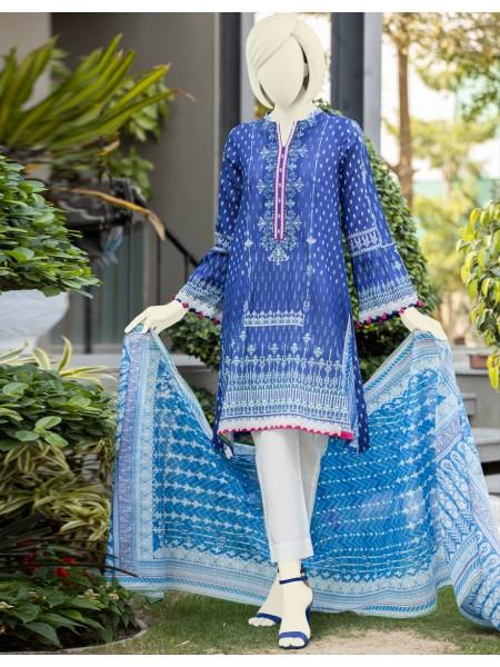 Junaid Jamshed Summer Collection Vol2 JLAWN-S-20-120 Viri (20-2202)