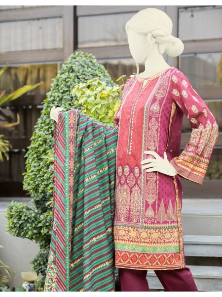 Junaid Jamshed Summer Collection Vol2 JLAWN-S-20-122 Trim (20-2204)