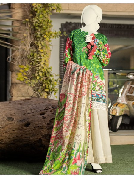 Junaid Jamshed Summer Collection Vol2 JLAWN-S-20-134 Dreamy