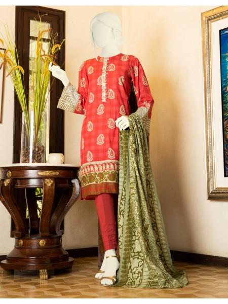 Junaid Jamshed Summer Collection Vol2 JLAWN-S-20-165-A Kawanza