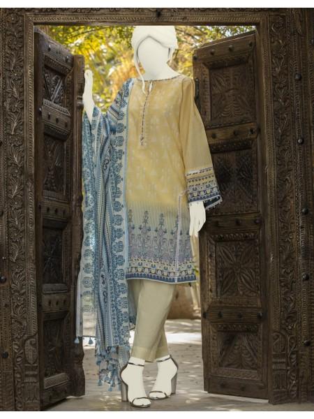 Junaid Jamshed Summer Collection Vol2 JLAWN-S-JDS-20-1036-B Akuchi