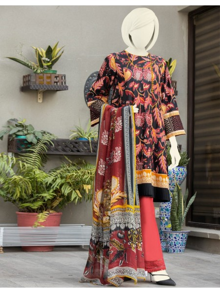 Junaid Jamshed Summer Collection Vol2 JLAWN-S-JDS-20-1045-A Awis