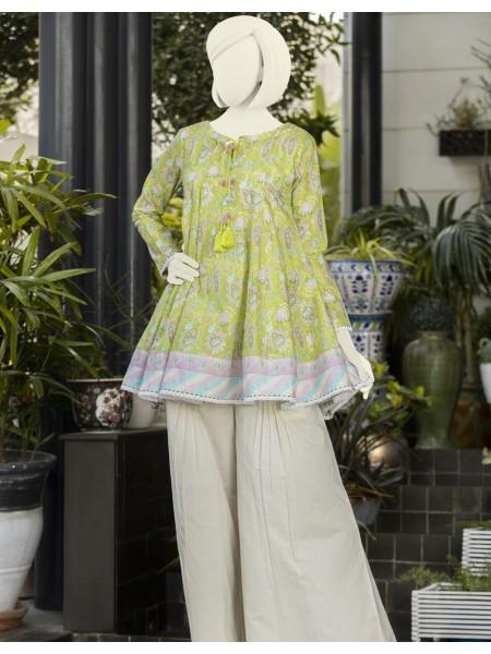 Junaid Jamshed Summer Collection Vol2 JLAWN-S-JSU-20-914 Pastel Garden