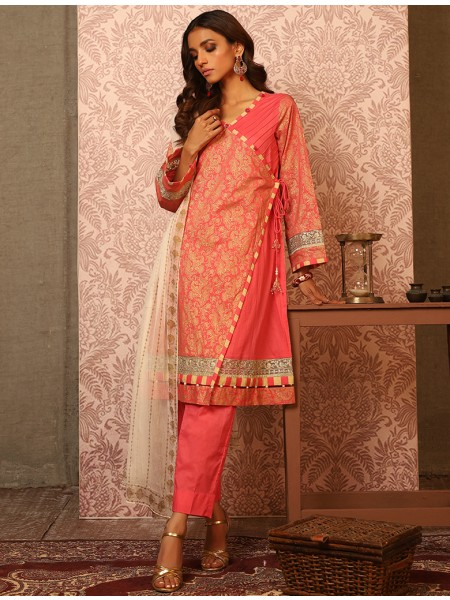 Khas Stores Spring Vibes Collection Pattern Curator KC - 5079