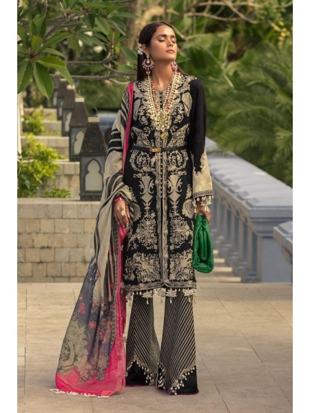 Sana Safinaz Luxury Lawn L201-007A-Ar