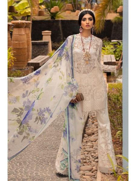 Sana Safinaz Luxury Lawn L201-008B-Cj