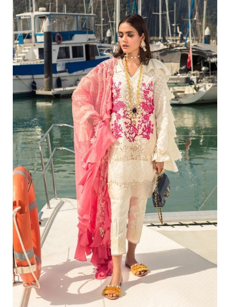 Sana Safinaz Luxury Lawn L201-009B-Aj