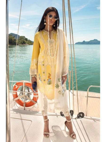 Sana Safinaz Luxury Lawn L201-011A-Ci