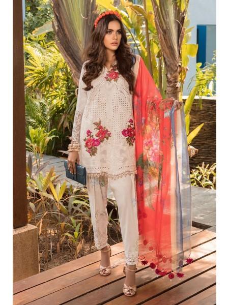 Sana Safinaz Luxury Lawn L201-012A-Cq