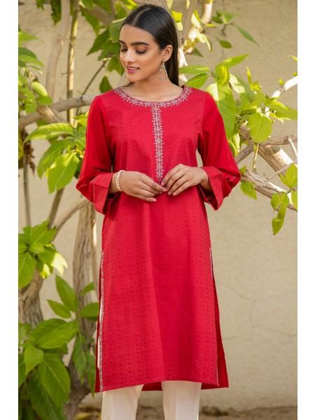 Zeen Woman Ready to Wear WA101003-Red
