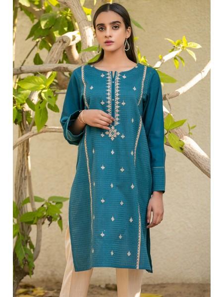 Zeen Woman Ready to Wear WA101010-Teal