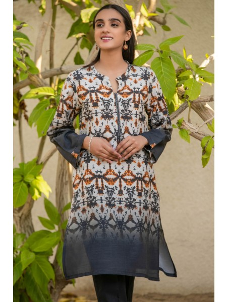 Zeen Woman Ready to Wear WA101022-Choclate-Tart