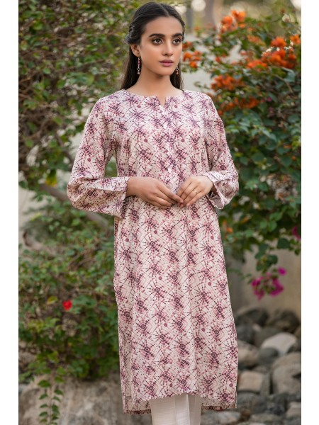 Zeen Woman Ready to Wear WA101023-Maroon