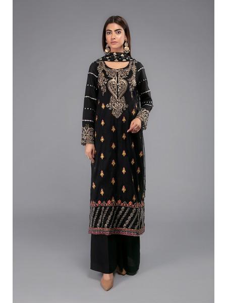 MariaB Eid Collection Suit Black DW-EF20-02