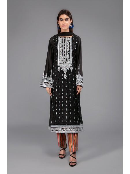 MariaB Eid Collection Suit Black DW-EF20-07