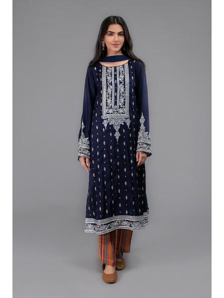 MariaB Eid Collection Suit Blue DW-EF20-07