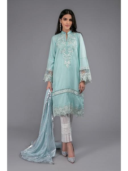 MariaB Eid Collection Suit Ferozi DW-EF20-14