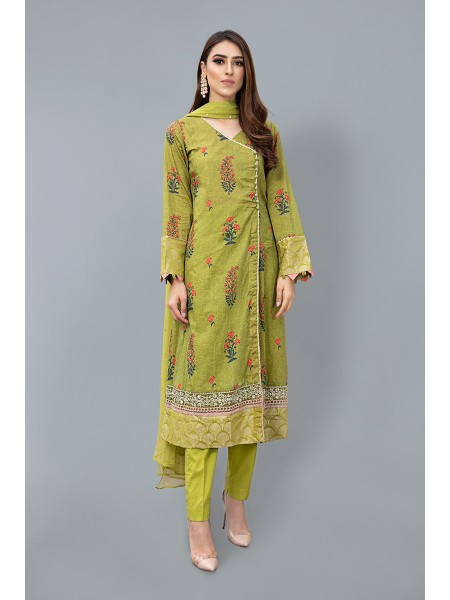 MariaB Eid Collection Suit Green DW-EF20-20