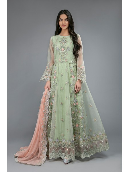 MariaB Eid Collection Suit Green SF-EF20-04