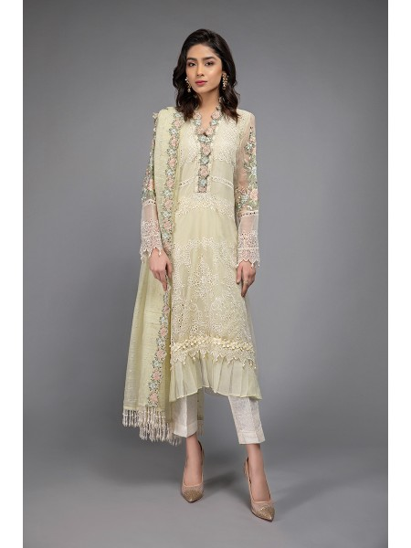 MariaB Eid Collection Suit Green SF-EF20-06
