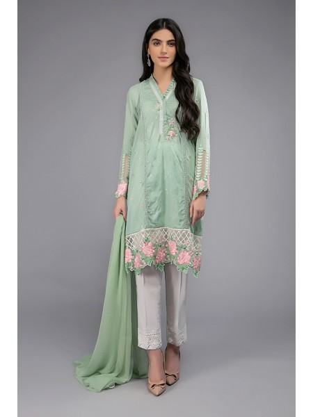 MariaB Eid Collection Suit Light Green DW-EF20-26