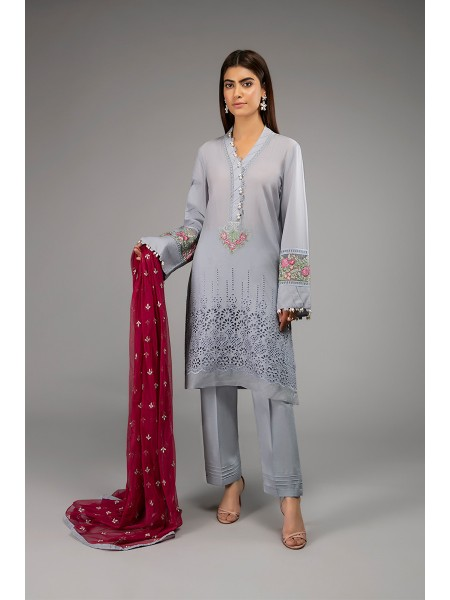 MariaB Eid Collection Suit Lilac DW-EF20-21