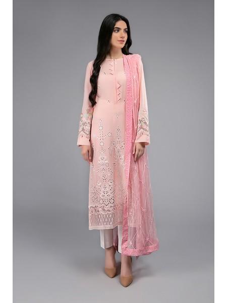 MariaB Eid Collection Suit Peach DW-EF20-11