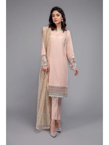 MariaB Eid Collection Suit Peach DW-EF20-18