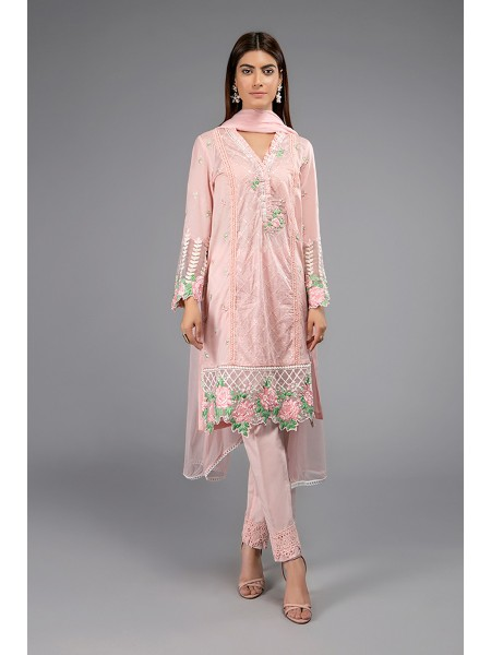 MariaB Eid Collection Suit Pink DW-EF20-26