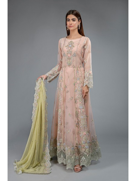 MariaB Eid Collection Suit Pink SF-EF20-04