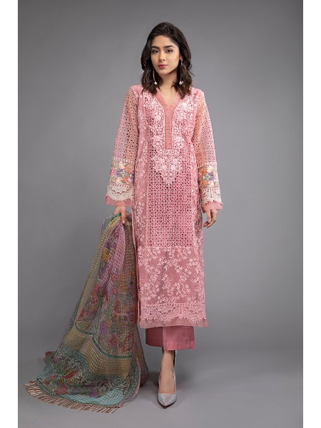 MariaB Eid Collection Suit Pink SF-EF20-07