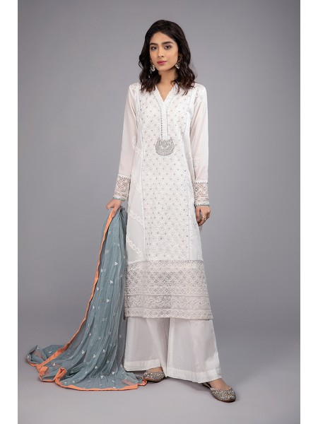 MariaB Eid Collection Suit White DW-EF20-41