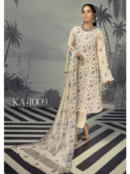 NUR Khoobsurat Aventus Unstitiched Collection20 D-KA-1009