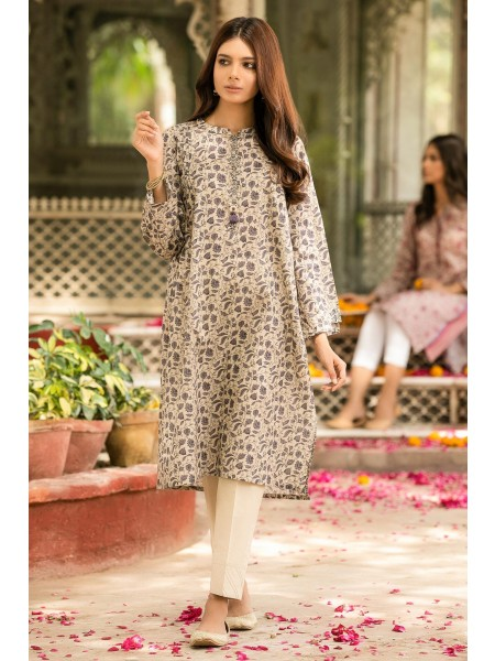 Zeen Woman Festive Edition Unstitched 1 Piece Printed Lawn Shirt 652908