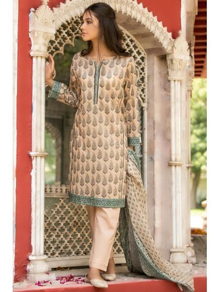 Zeen Woman Festive Edition Unstitched 3 Piece Printed Lawn Suit 652912