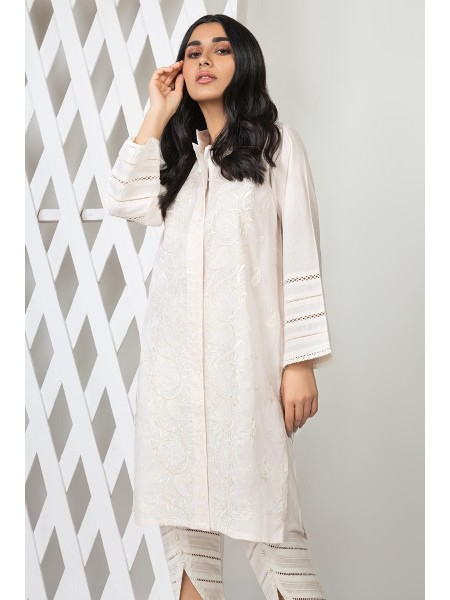 Gul Ahmed Ready To Wear Cotton Shirt GLW-19-132