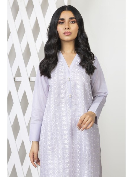 Gul Ahmed Ready To Wear Cotton Shirt GLW-19-137