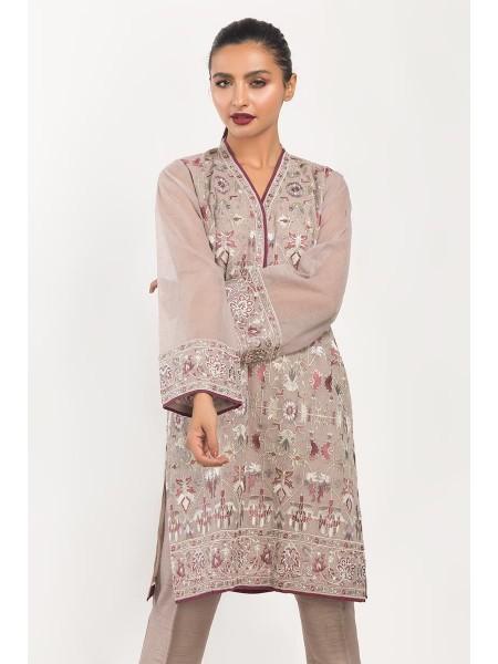 Gul Ahmed Ready To Wear Karandi 2 PC Outfit GLAMOUR-19-94