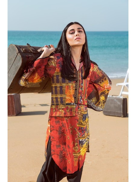 Gul Ahmed Ready To Wear Lawn Shirt GLS-20-71 DP
