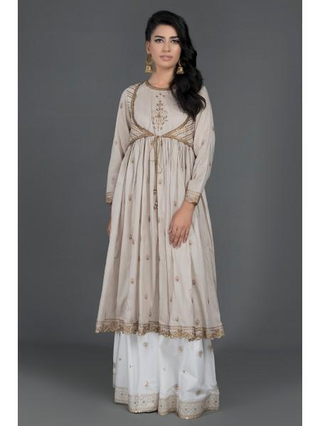 Kayseria Pret Summer ANARKALI DRESS KWS20-W1274