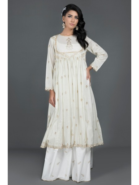 Kayseria Pret Summer ANGARAKHA DRESS KWS20-W1275