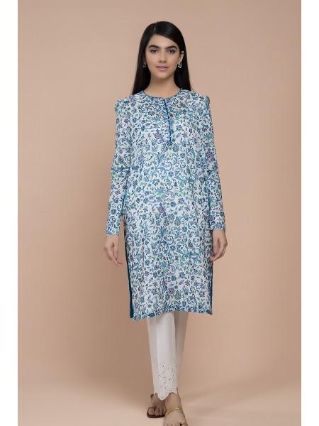 Kayseria Pret Summer Blue Blossom KPS20-3662-95